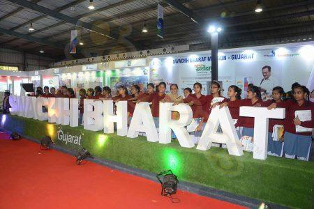 Vibrant Gujarat Stall